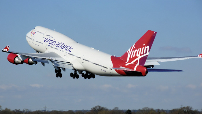 Branson never backed down from the biggest of competitors - including those in the airline industry image source: commons.wikimedia.org