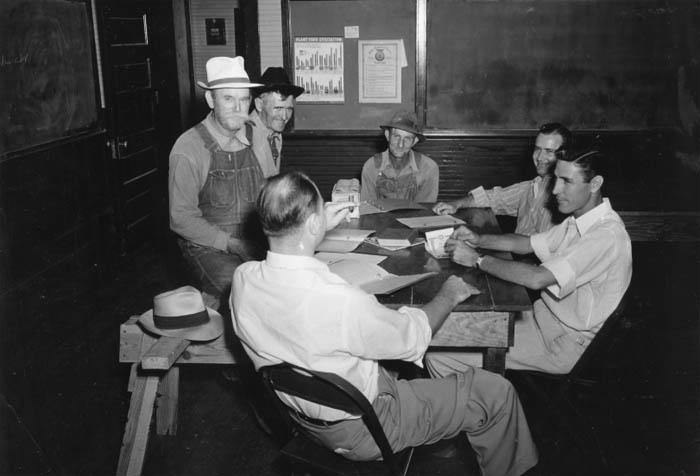Farmer's meeting