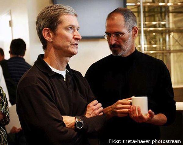 Steve Jobs asked Tim Cook to take over Apple
