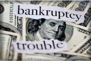US bankruptcy