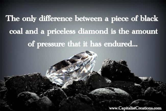 Coal and Diamond