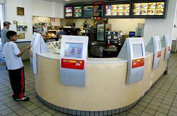 McDonald's automation