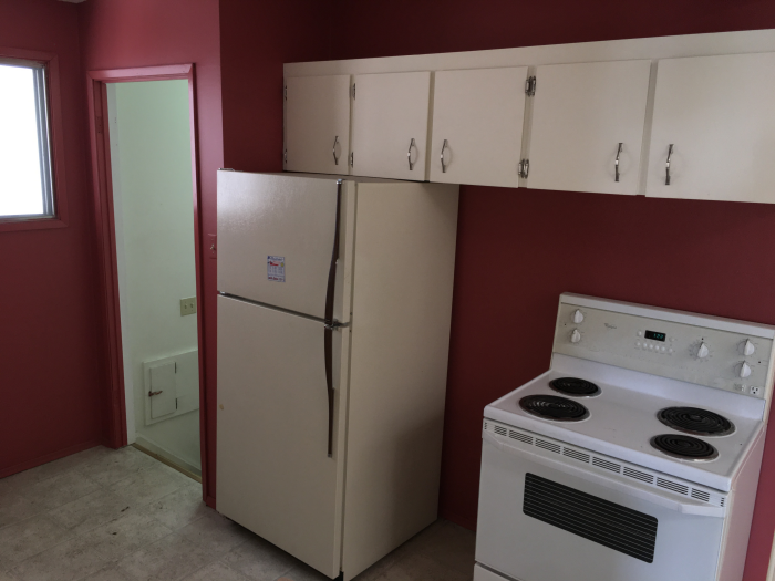 renovations on rental property - before pictures